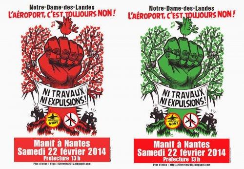 Manifestation-aéroport-Notre-Dame- Landes